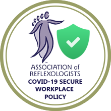 Association of Reflexologists - Covid-19 Workplace Policy - logo