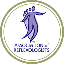 Association of Reflexologists - logo